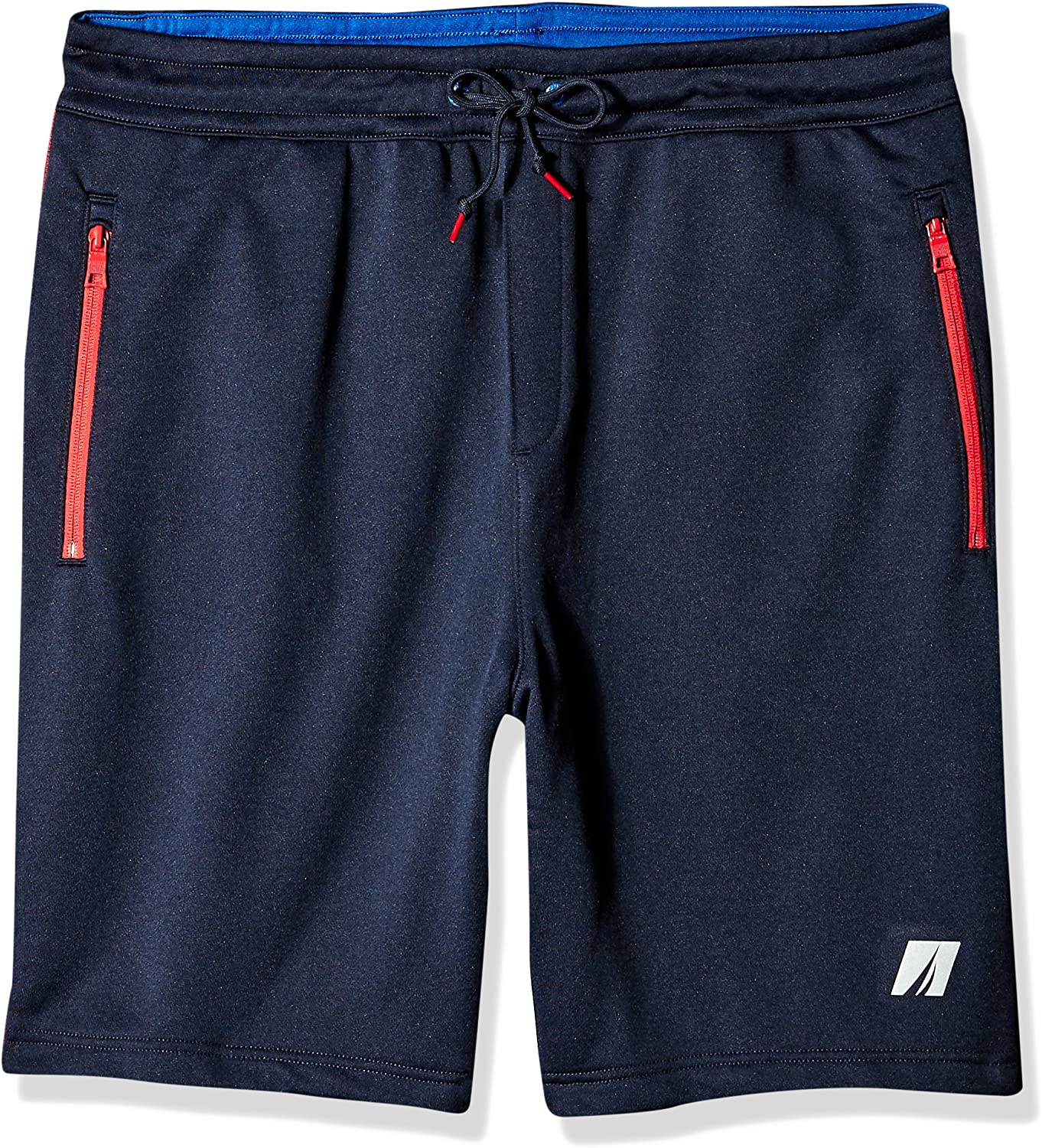 Nautica Mens Active Fit Terry Short Shorts