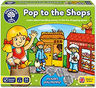 pop to the shops orchard game