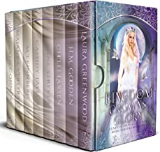 Kingdom of Crowns and Glory (Kingdom of Darkness and Light Book 1)
