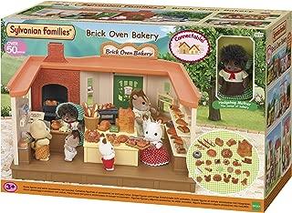 SYLVANIAN FAMILIES- Brick Oven Bakery Mini Muñecas y Accesorios, Multicolor (Epoch para Imaginar 5237)