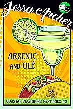 Arsenic and Ole: Coastal Playhouse Mysteries #2