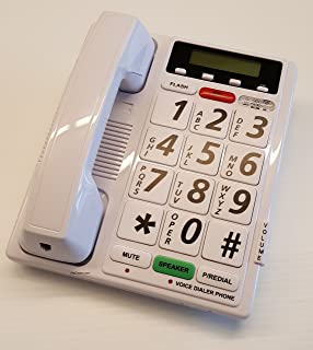 Totally Voice Activated Telephone - TVAP1 - FBA
