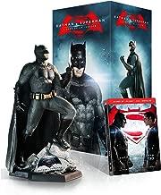 Batman v Superman: L'Aube de la Justice (version longue) - Edition ultime collector (incluse la Statue de Batman) Bluray 3D + Bluray 2D + DVD [Edition limitée] [Blu-ray]
