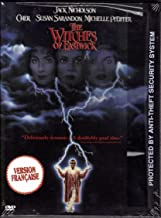 Best witches of eastwick dvd Reviews