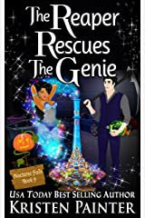 The Reaper Rescues The Genie (Nocturne Falls Book 9) Kindle Edition