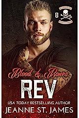 Blood & Bones: Rev (Blood Fury MC Book 8) Kindle Edition