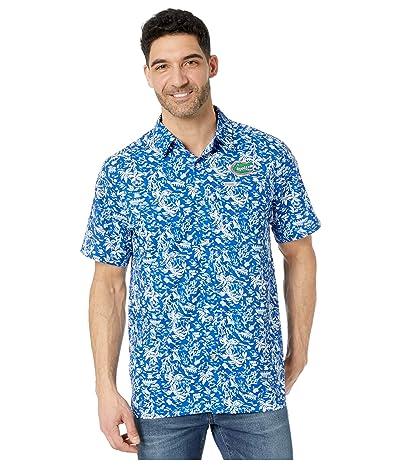Columbia College Florida Gators CLG Super Slack Tide Shirt (Azul) Men
