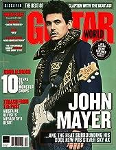 Guitar World Magazine September 2018   John Mayer