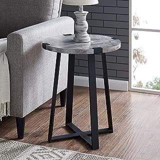 Best circular concrete table Reviews