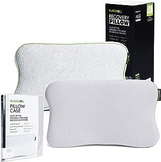 Blackroll Recover Pillow Almohada ortopédica HWS (almohada cervical) de espuma viscoelástica, fabricada en Alemania