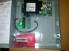 Von Duprin PS914-8F-FA Power Supply w/ Fused 8 Zone Distribution Board & Fire Alarm