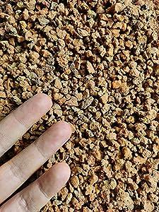 Voulosimi Pebbles Gravel Horticultural for Plant Aquariums, Cacti Succulents