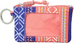 Vera Bradley - Lighten Up Zip ID Case