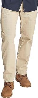 سروال جينز المخصص للنجارين بقطن داك وقصة مستقيمة مريحة للرجال من دكيز