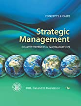 Hitt/Ireland/Hoskisson's Strategic Management: Concepts and Cases: Competitiveness and Globalization, 11th Edition plus 4-months instant access to MindTap™ Management.