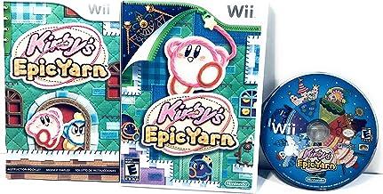 Kirby's Epic Yarn By Nintendo ( Nintendo Wii - 2010-10 ) New