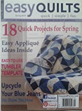 Fons & Porter's Easy Quilts Magazine Spring 2014