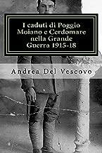 I caduti di Poggio Moiano e Cerdomare nella Grande Guerra (1915-18): (raccolta fotografica) (Prima Guerra Mondiale Vol. 1) (Italian Edition)