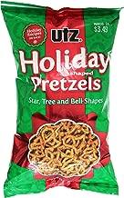 Utz Holiday Shape Pretzels, 14 Ounce