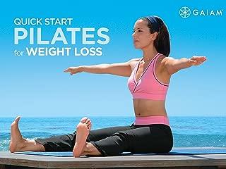 Gaiam: Quickstart Pilates for Weight Loss