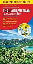 Best map vietnam laos cambodia Reviews