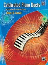Celebrated Piano Duets, Bk 4: Five Diverse Duets for Intermediate Pianists