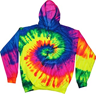 Best rainbow tie dye hoodie Reviews
