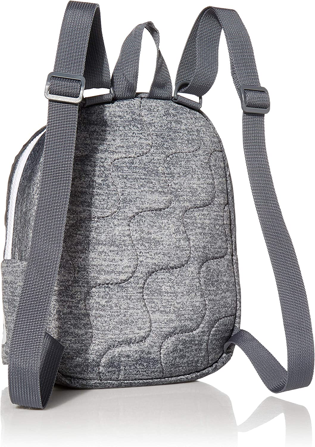 Buy adidas Linear Mini Backpack Jersey Onix/ White/ Rose Gold, One ...