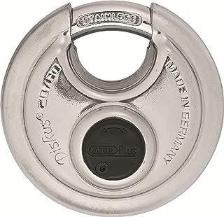 ABUS 20/80 Diskus Stainless Steel Padlock Keyed Different