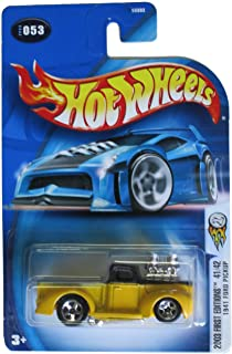 Hot Wheels 2003 First Editions 1941 Ford Pickup #053