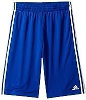 adidas Kids - Triple Up Shorts (Big Kids)