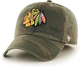 47 NHL Franchise Fitted Hat