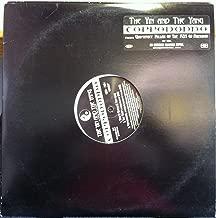 Cappadonna The Yin And The Yang vinyl record