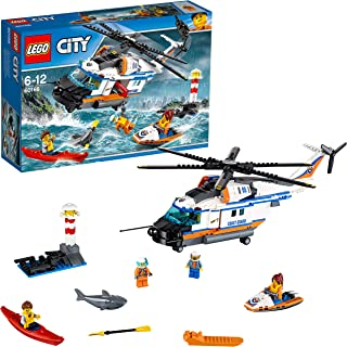 LEGO City Coast Guard - Heavy-Duty Rescue Helicopter