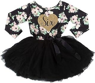Grace & Lucille 6th Birthday Dress (Long Sleeve)