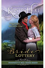 The Bride Lottery (Prosperity's Mail-Order Brides Book 1) Kindle Edition