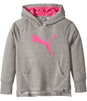Puma Kids Cotton French Terry Hoodie - Cotton/Poly (Little Kids)