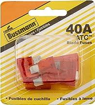 Bussmann BP/ATC-40-RP 40 Amp ATC Blade Fuse, 5 Pack