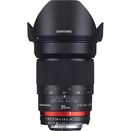 Samyang 35mm F1 4 Objektiv Für Anschluss Samsung Nx Kamera