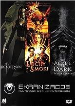 Ekranizacje gier komputerowych 1: Lochy i Smoki / BloodRayne / Alone in the Dark: Wyspa cienia BOX [3DVD] (English audio)