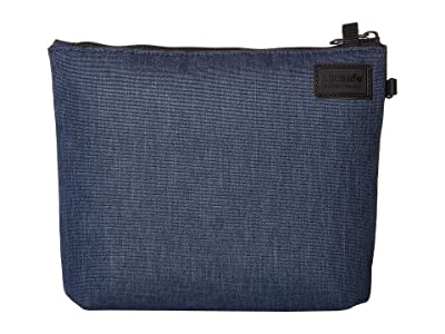 Pacsafe RFIDsafe Small Travel Pouch (Dark Denim) Bags