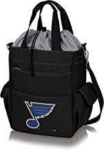PICNIC TIME NHL St. Louis Blues Insulated Activo Tote, Black