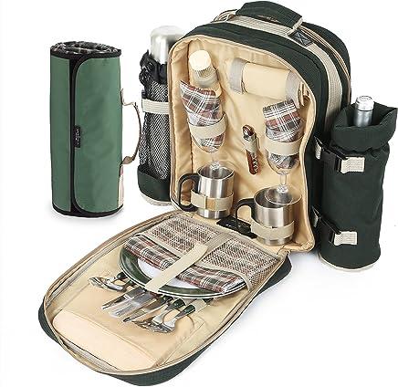 B TAOtTAO Isolierte kalte Leinwand Picknick-Tragetasche thermische tragbare Lunchpaket Isolationsbeutel Lunchpaket