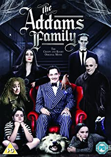 comprar comparacion Addams Family The (1991) DVD Italia