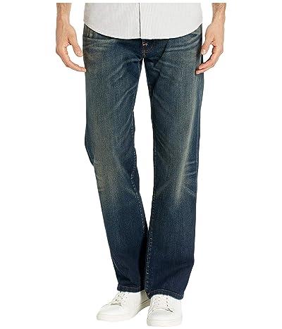 Lucky Brand 221 Original Straight Jeans in Edgestone (Edgestone) Men