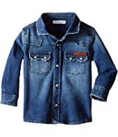 Dolce & Gabbana Kids - Denim Western Shirt (Infant)