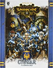 Privateer Press Forces of Warmachine: Cygnar Command Hardcover Rulebook
