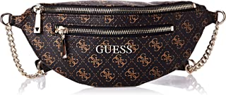 Guess Womens Money Belt, Brown Multi - SG767480
