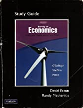 Study Guide for Survey of Economics: Principles, Applications, and Tools