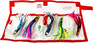 Boone Rigged Sea Minnow Kit (Pack of 5)